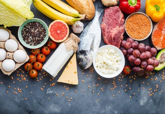 Low Carb und gesunde Lebensmittel