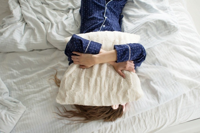 Menopause und Schlafentzug