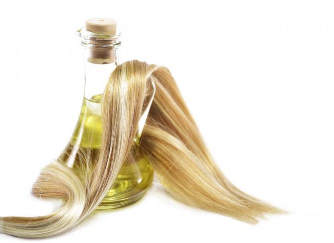 Mit Olivenöl Haare Waschen Glanz Bis In Die Spitzen