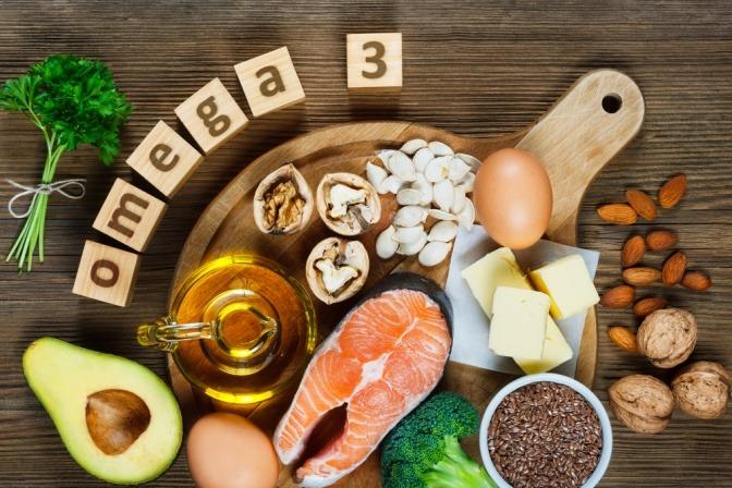 Lebensmittel mit hohem Omega-3-Gehalt