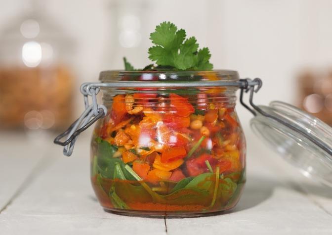 Raw Chili sin carne von Michaela Russmann (Rohgenuss)