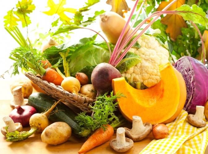 Ernährung im Herbst nach TCM