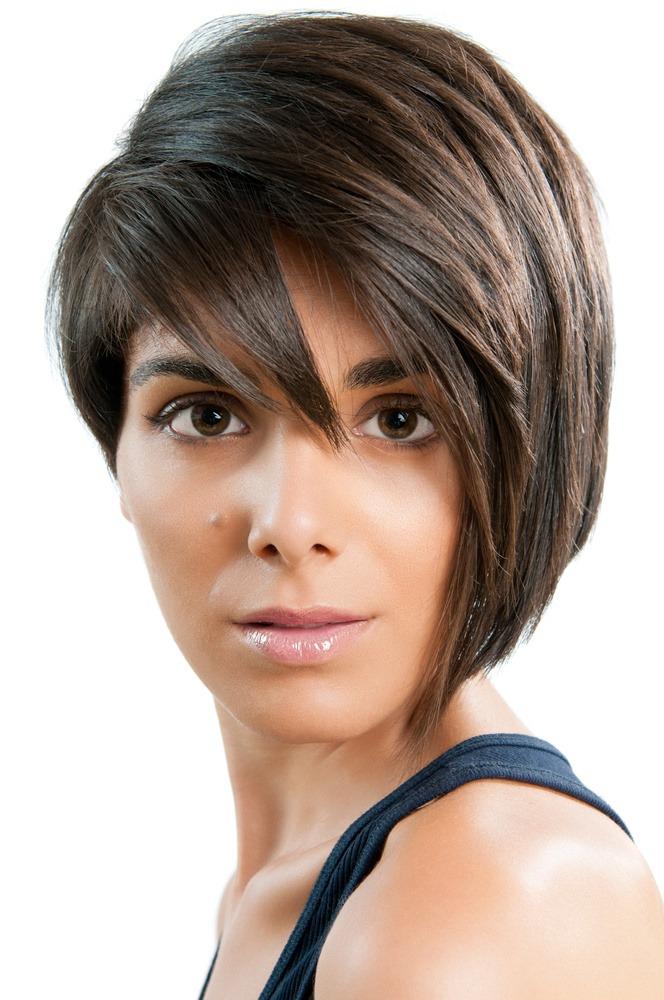 Welche Frisuren Schmales Gesicht Optisch Verbreitern