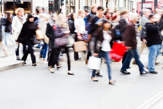 Immer mehr Menschen sind im Alltag gestresst