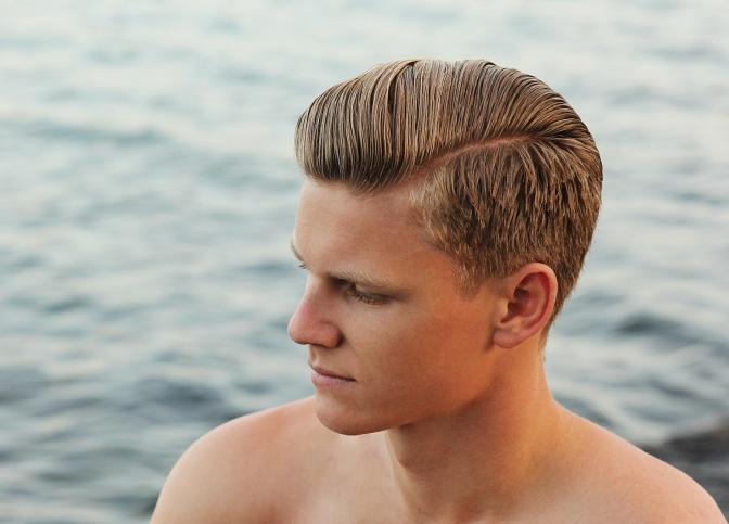 Frisur kurz männer seitenscheitel Frisuren kurz