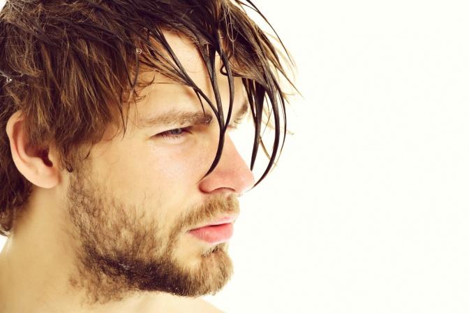 Haare frisuren geheimratsecken lange Tipps bei