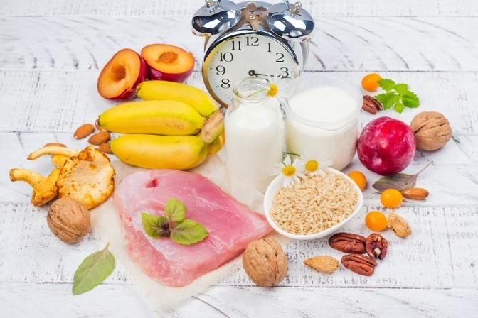 Tryptophanreiche Lebensmittel gegen Wechseljahresbeschwerden