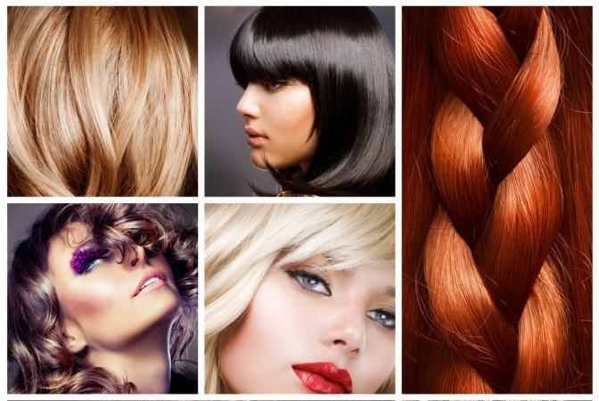 Haarfarbe zu augen grünen welche passt braun Haarfarbe für