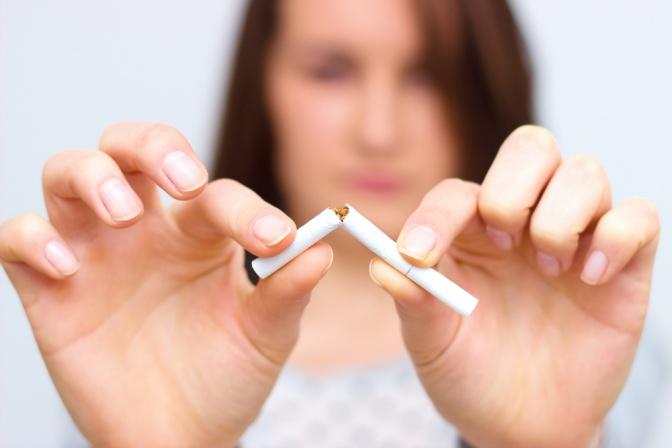 Nikotin-Wirkung