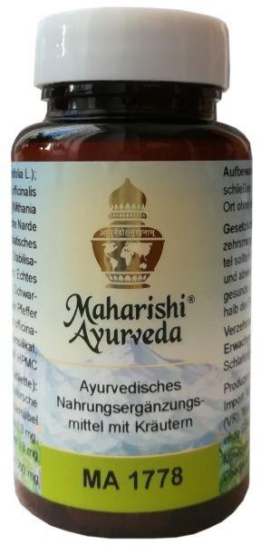 Vorschaubild für MA1778 Nictomap von Maharishi Ayurveda