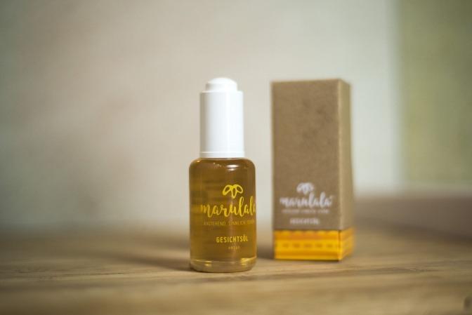 Vorschaubild für marulala Gesichtsöl