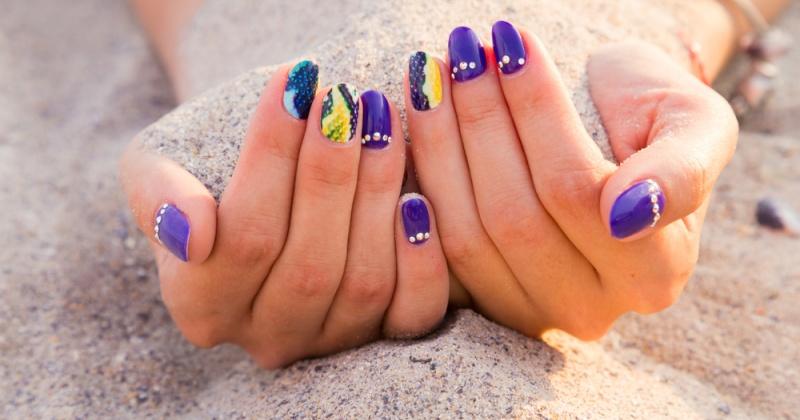 Welches nageldesign 2018 deine fingern gel schm ckt for Bilder fa r nageldesign