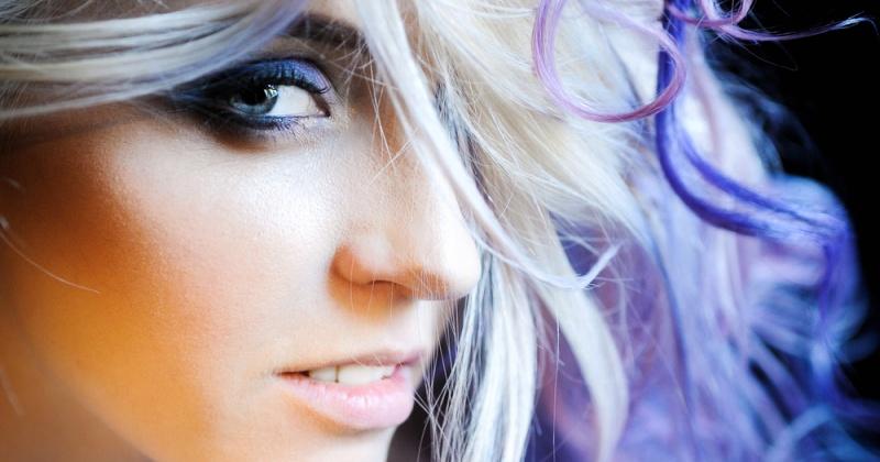 Tolle Haarfarben 2018 Bringen Sie Farbe Ins Spiel