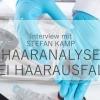 Stefan Kamp von SRS HairSpecialist über Haaranalyse