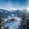 Landhotel Sonnberghof, ein nachhaltiges Hotel in Salzburg im Winter