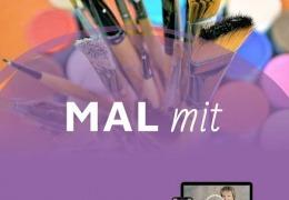 Vorschaubild für Malen und Meditation: Die individuelle Kraft der Farben mit Stefanie Menzel