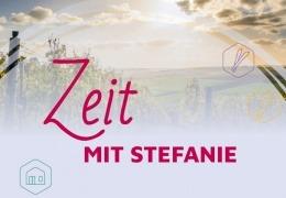 Vorschaubild für Zeit mit Stefanie Menzel