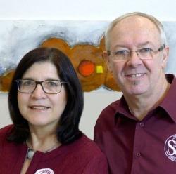 Stefan und Sabine Kamp von SRS HairSpecialist